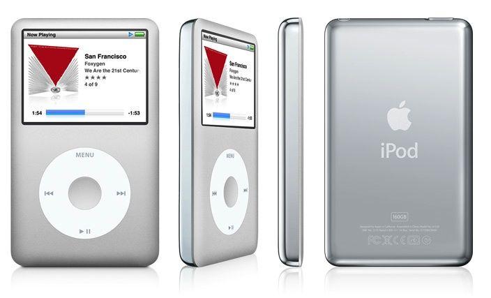 回顾:17年前, 乔布斯展示了第一台iPod