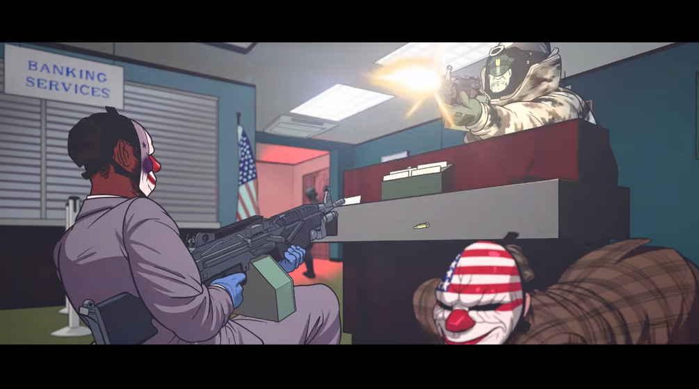 来吧,在《收获日:犯罪战争》里干票大的!