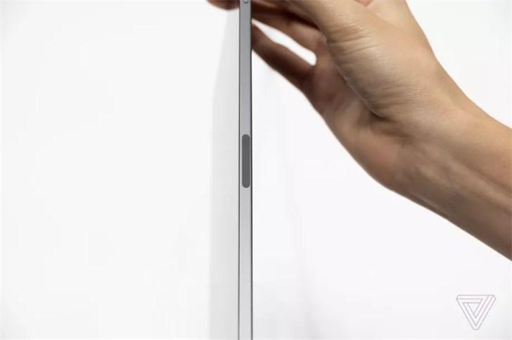 苹果新iPad Pro上手体验:全新全面屏