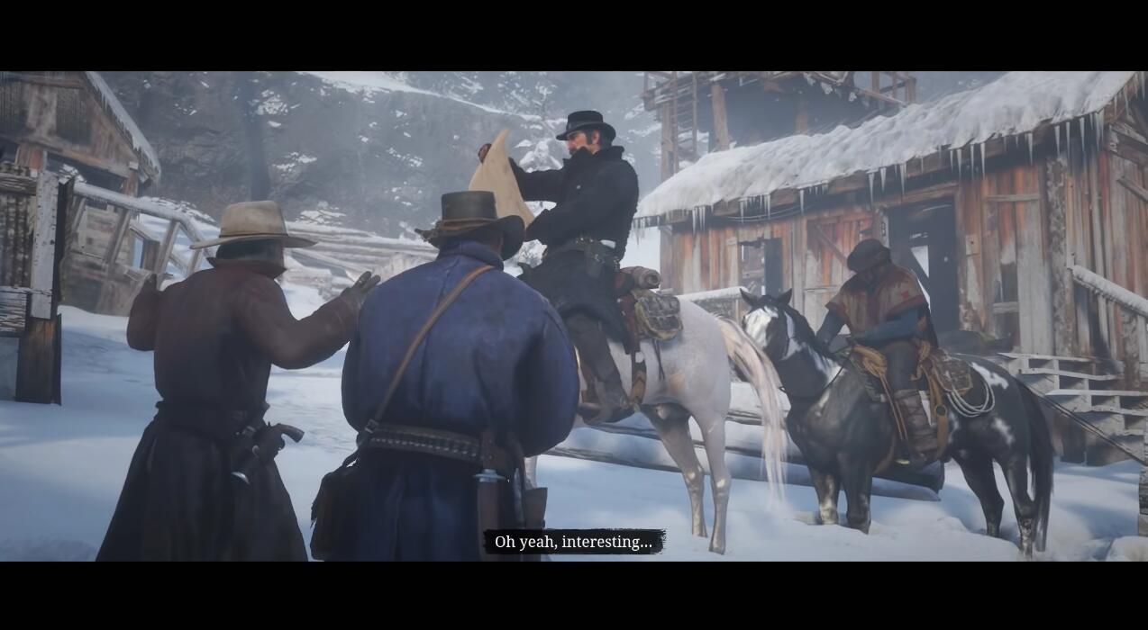《荒野大镖客2》评测9.5分:电影般的西部生活
