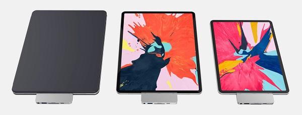 Hyper 发布全球首款 iPad Pro 扩展坞