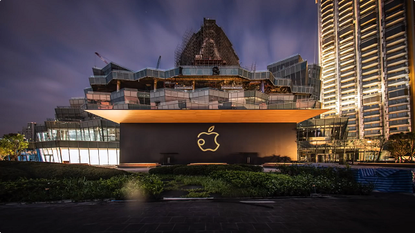 苹果:泰国首家直营店充分体现了我们所做的一切