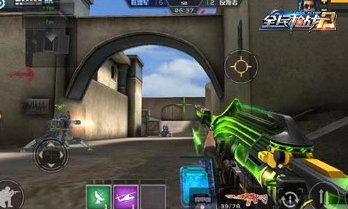 《全民枪战2》新版本即将上线 战队竞技系统全面升级