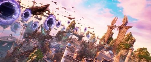 《永恒之塔2》正式公布PV 将登陆手机移动平台