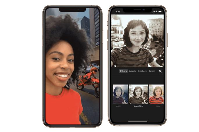 针对新设备,苹果更新了 iMovie、GarageBand、iWork 和 Clips
