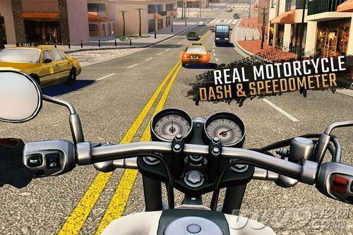 《公路摩托手》:无论如何摔倒也要继续驾驶!