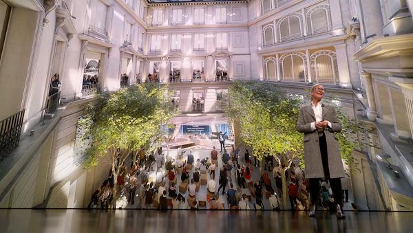香榭丽舍 Apple Store 将于 11 月 18 日盛大开幕