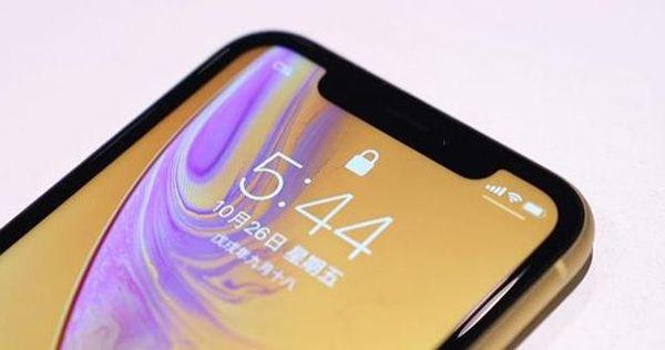市场需求不如预期,iPhone XR 出货量将下调