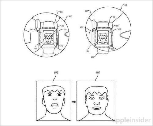 苹果专利:Apple Watch 配备多个摄像头,以进行清晰的 Facetime 通话
