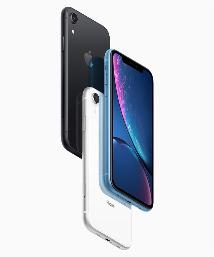 苹果美国官网上架非合约版的 iPhone XR