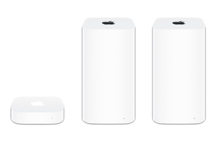 苹果在线商城不再出售AirPort:库存清空