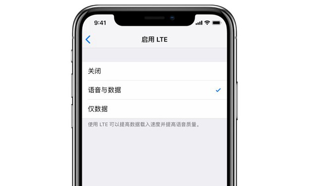 iPhone XS 如何开通 VoLTE 通话?三大运营商开通 VoLTE 方法