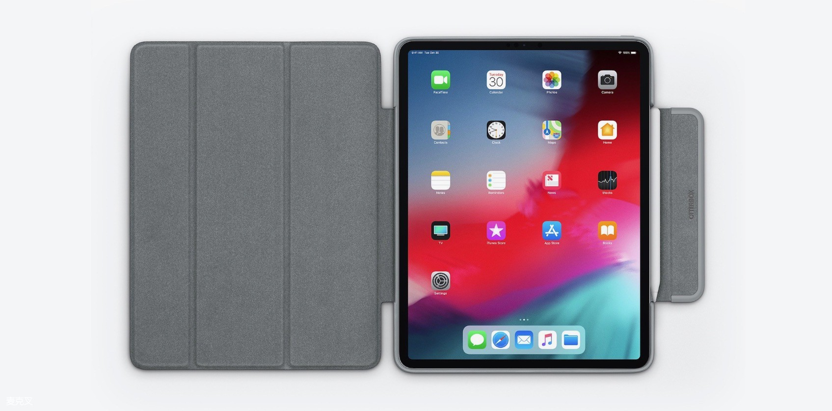 OtterBox 发布不影响 Apple Pencil 充电的 iPad Pro 保护壳
