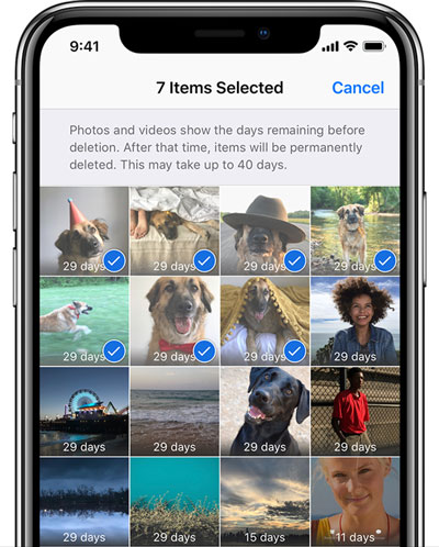 手机资讯:iPhone XS Max 丢失照片怎么办苹果手机找不到拍完的照片怎么办