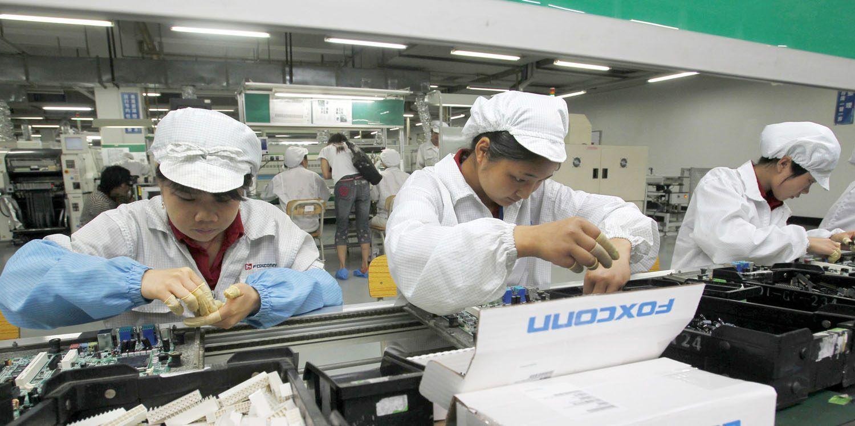 富士康计划在越南新建 iPhone 工厂