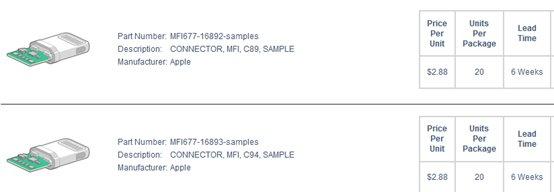 经 MFi 认证的 USB-C To Lightning 连接线最快将于 2 月上市