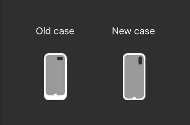 还在担心续航?苹果计划为 iPhone XS 推出背夹充电壳