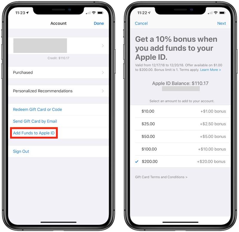 美区 Apple ID 充值福利:最高奖励 20 美元