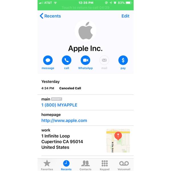 """如何识别""""苹果官方""""的钓鱼电话?"""