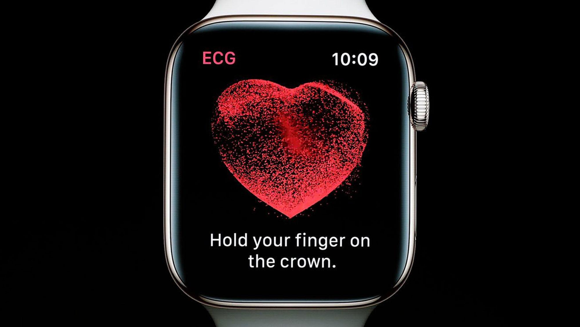 医生建议:65 岁以下健康用户应「无视」Apple Watch ECG 应用