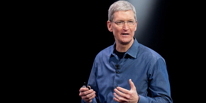 苹果 2018 财年业绩辉煌,CEO 提姆·库克获得 1200 万美元年终奖