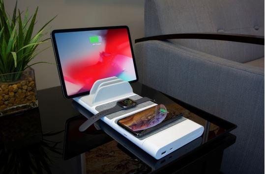 Scosche 发布多设备充电系统,支持 iPhone、iPad 等设备同时充电