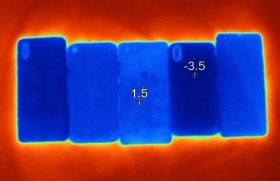 天冷对手机有什么影响?实测分析 iPhone XR 屏幕出现拖影的原因
