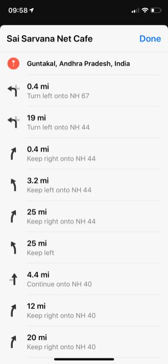 苹果更新印度地图,增加逐轮导航与 Uber 叫车服务