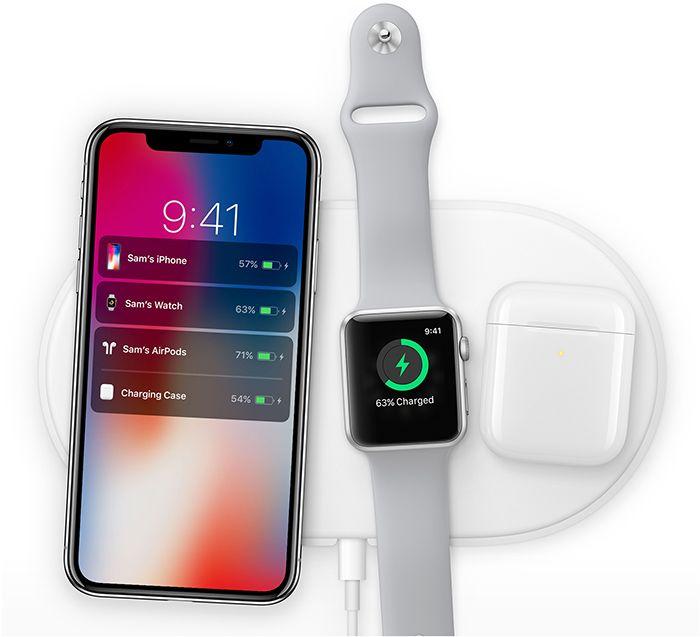 苹果AirPower已经投入生产 上市指日可待