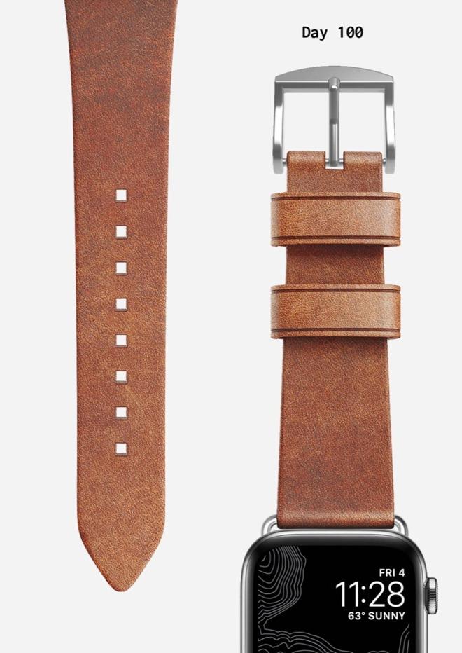 第三方配件厂商 Nomad 为 AirPods 和 Apple Watch 推出皮质配件