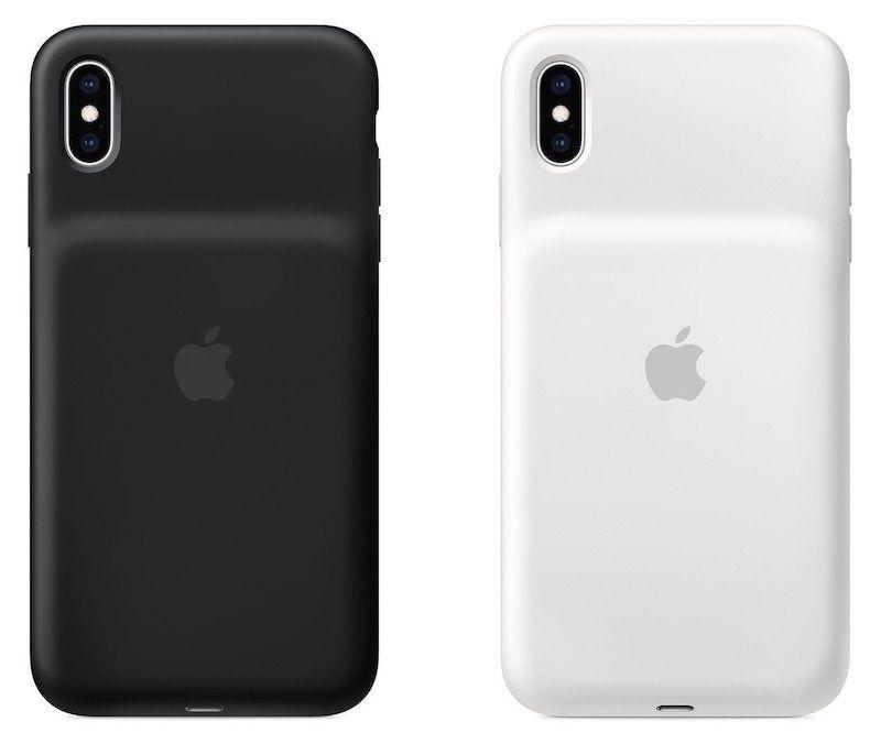 经测试,外媒发现 iPhone XS 新电池壳可给 iPhone X 充电