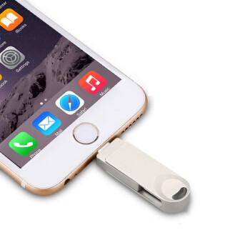 扩容新策略:在 iPhone 上使用外接 U 盘