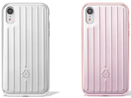 行李箱品牌日默瓦推出 iPhone XS\XR 系列手机壳