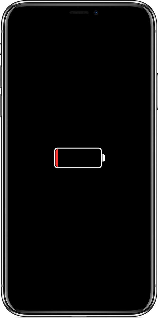 iPhone 电量耗尽后无法开机怎么办?