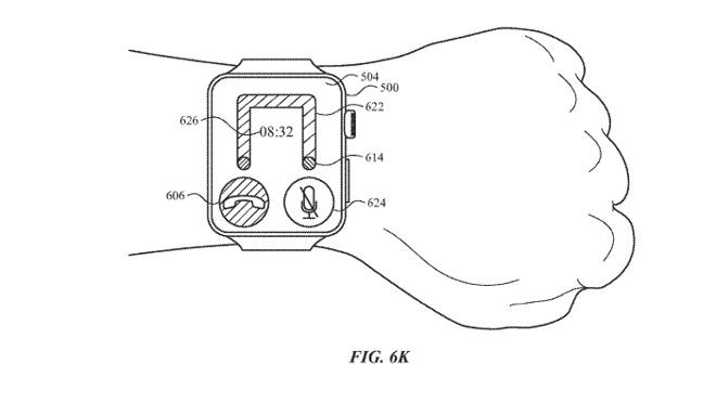 苹果专利:正在为 Apple Watch 探索更多免提控制手势