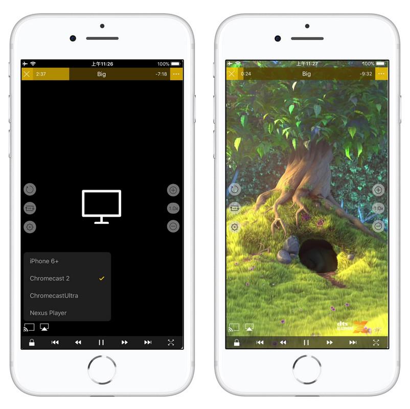 如何用 iPhone 扫描并播放同一局域网电脑上的视频?