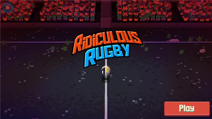 老年人去打美式橄榄球是种什么画面 RidicRugby试玩