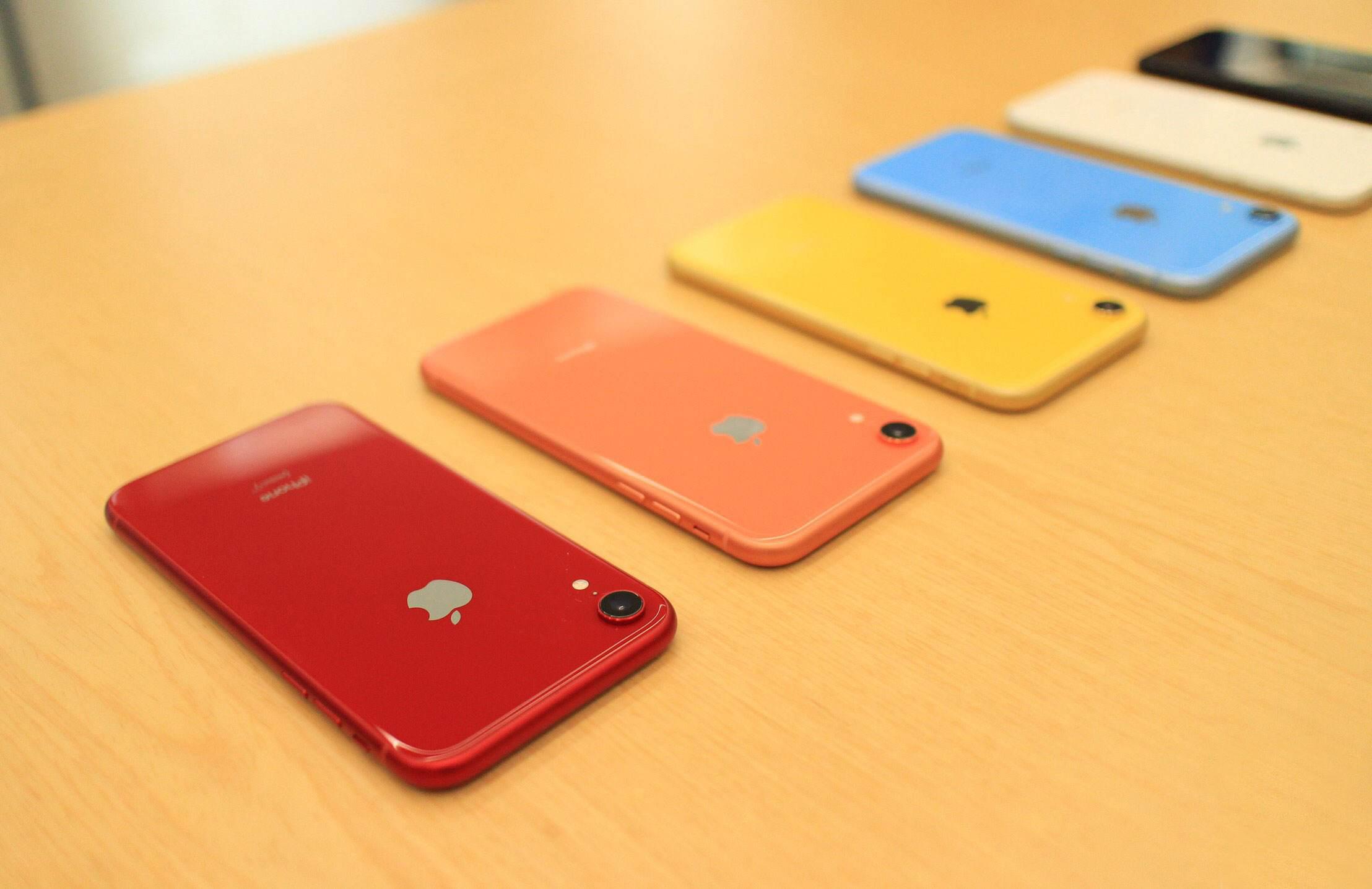 苹果股价攀升,降价提振 iPhone XR 在中国销售
