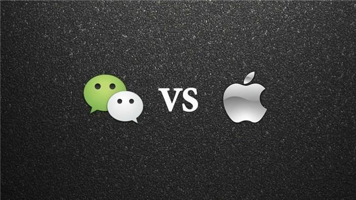 """咨询机构:微信小程序影响苹果 iOS,用户有了""""第二个 Home 屏"""""""