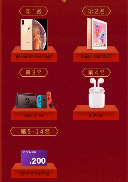 《忍者大乱斗》春节狂欢重磅来袭,限时赢iPhone XS Max