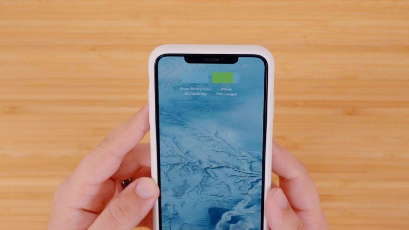 关于苹果智能充电壳,你知道多少?