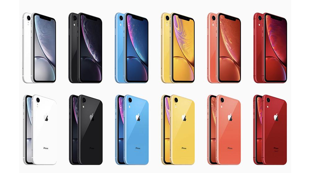 """过年下手iPhone XR""""真香机"""",哪个颜色好呢?"""