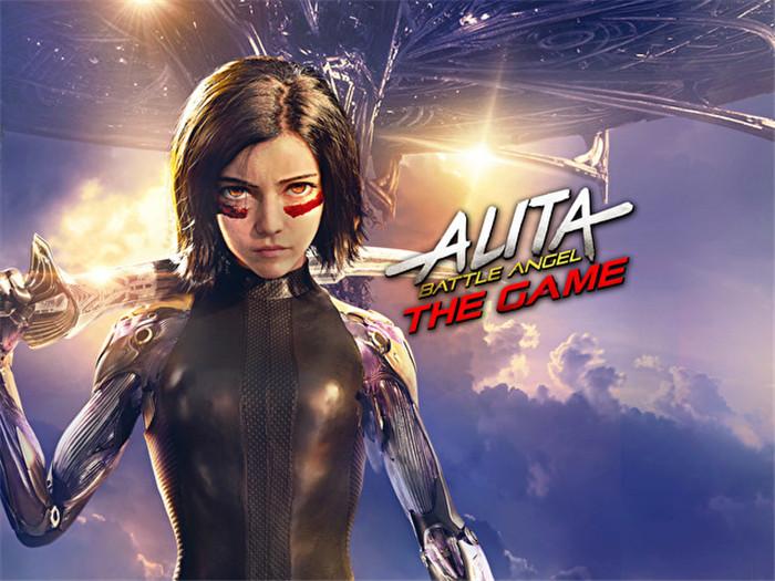 这也太快了 《艾莉塔:战斗天使》宣布推出手游