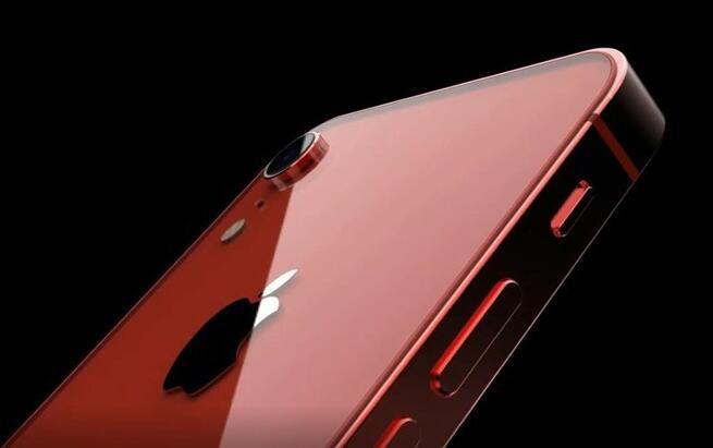 苹果 iPhone SE 2 概念渲染视频:全新的全面屏