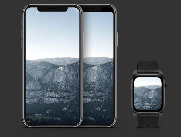 新年开工换组壁纸 | 如何为多个苹果设备换上同一张壁纸?