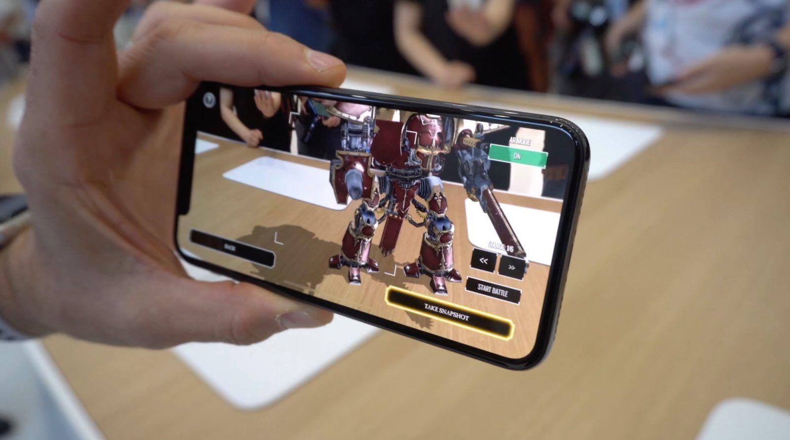 苹果任命资深 iPhone 高管为首位 AR 营销主管
