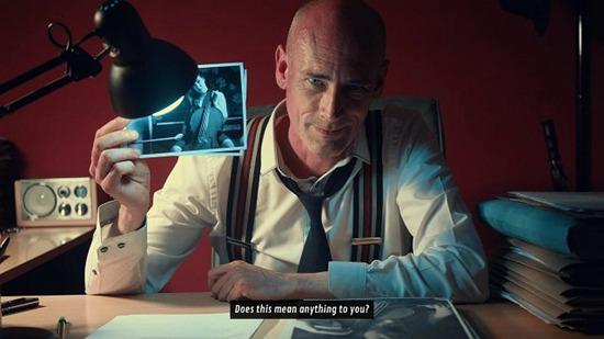 玩游戏就是看大片,《化身侦探》即将登陆IOS!