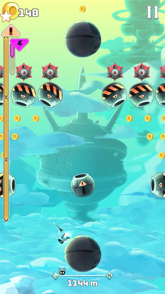 弹射到更高的太空去吧 太空铁甲-超级跳跃试玩