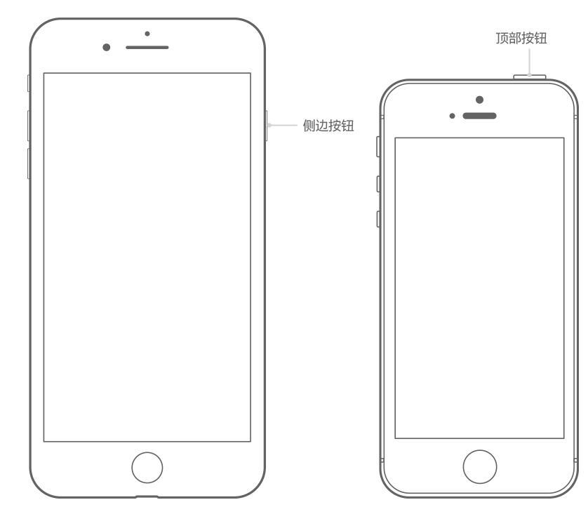 iPhone/iPad 重启以及强制重启方法汇总