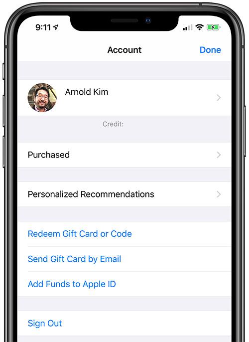 App Store 调整「管理订阅」功能位置,操作更加便捷